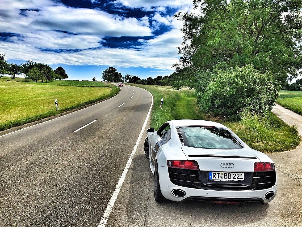 Selbstfahrendes Auto