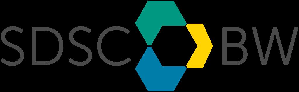 SDSC BW Logo